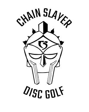 Chain Slayer Disc Golf logo