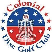 Colonial Disc Golf Club logo