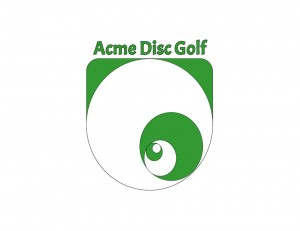 Acme Disc Golf logo