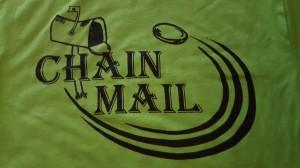 Chain mail logo