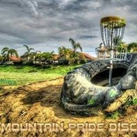Murrieta Rattlers Disc Golf Club logo