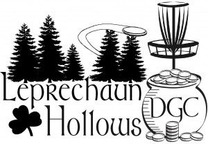 Leprechaun Hollows logo