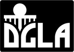 Disc Golf League Association logo