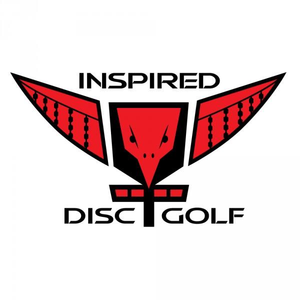 Inspired Disc Golf logo