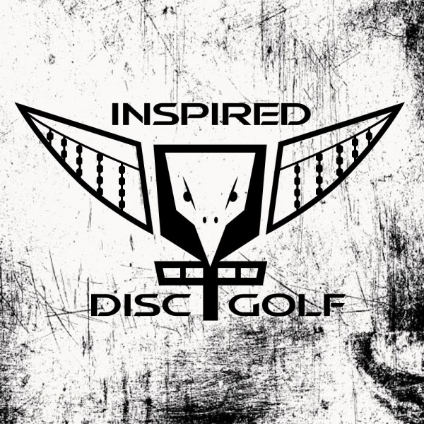 Inspired Disc Golf logo