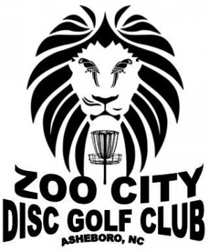 Zoo City Disc Golf Club logo