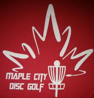 Maple City Disc Golf logo