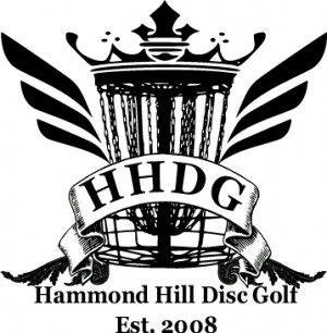 Hammond Hill Discgolf logo