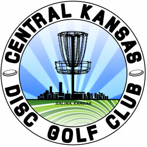 Central KS Disc Golf Club logo