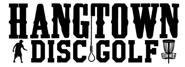 Hangtown Disc Golf logo