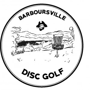 Barboursville Disc Golf logo