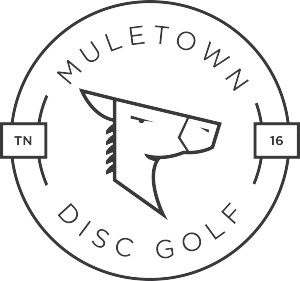 Muletown Disc Golf logo