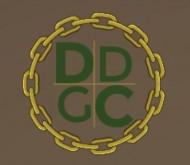 Duneland Disc Golf Club logo