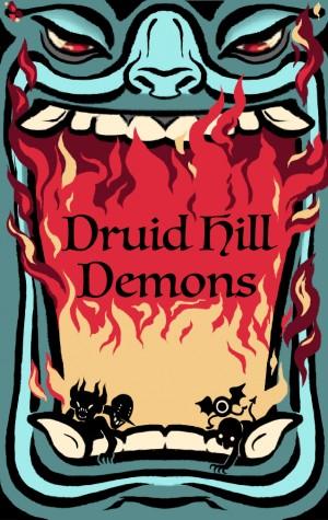 Druid Hill Demons logo
