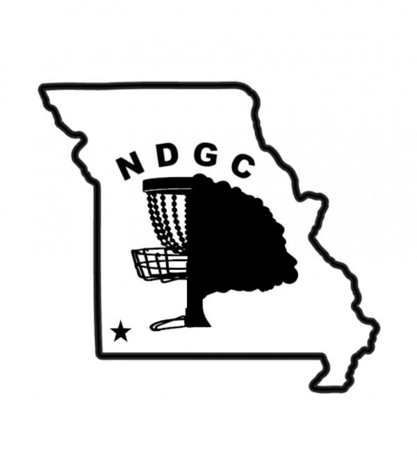 Neosho Disc Golf Club logo