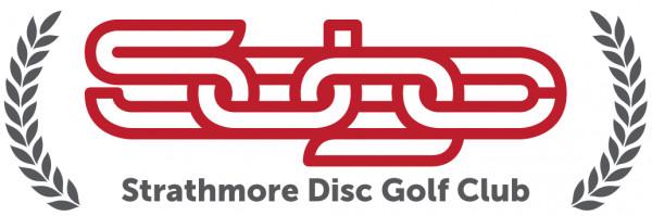 Strathmore Disc Golf logo