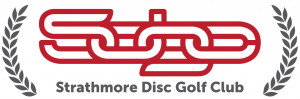 Strathmore Disc Golf logo