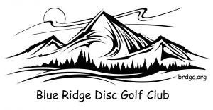 Blue Ridge Disc Golf Club logo