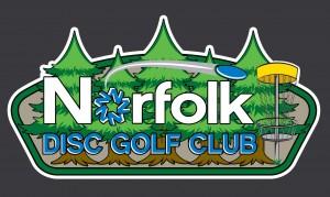 Norfolk Disc Golf Club logo