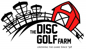 Disc Golf Farm logo