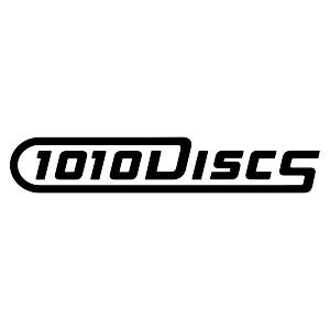 1010 Discs logo