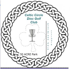 Celtic Circle Disc Golf Club logo