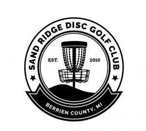 Sand Ridge Disc Golf Club logo