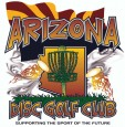 Arizona Disc Golf Club logo