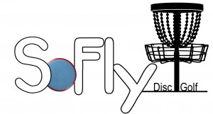 SoFly Disc Golf Club logo