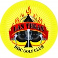 Las Vegas Disc Golf Club logo