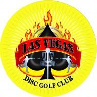 Las Vegas Disc Golf Club logo