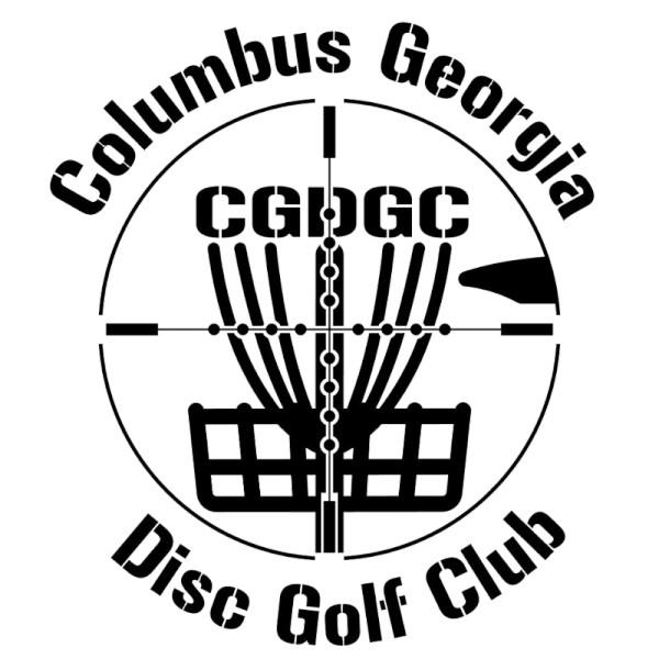 Columbus Georgia Disc Golf Club logo
