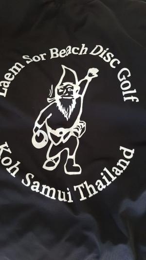 Laem Sor Beach Disc Golf Club logo
