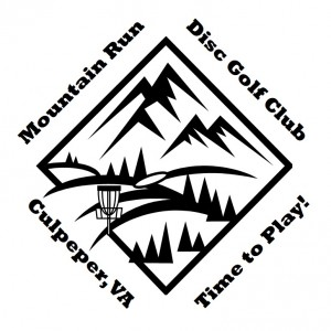 Mountain Run Disc Golf Club logo