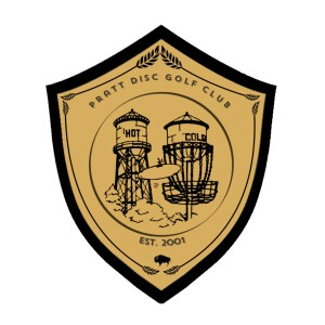 Pratt Disc Golf Club logo