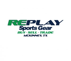 Replay Sports Gear logo