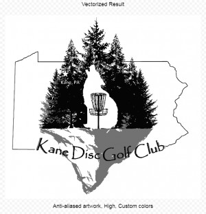 Kane Disc Golf Club logo