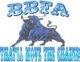 Burlington Bulls Frolf Association logo