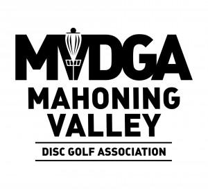 Mahoning Valley Disc Golf Association logo