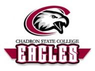 Chadron State Disc Golf logo