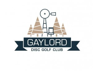 Gaylord Disc Golf Club logo