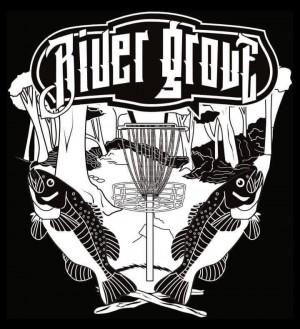 River Grove Disc Golf Club logo