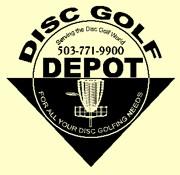 Disc Golf Depot logo