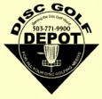Disc Golf Depot logo