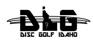 Disc Golf Idaho logo