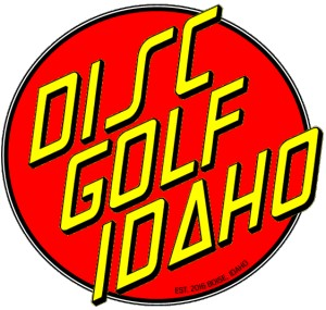Disc Golf Idaho logo