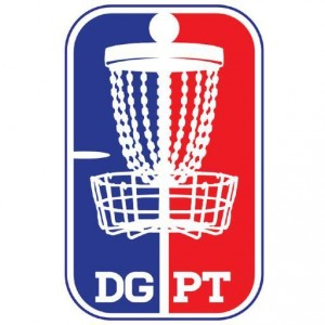 Disc Golf Pro Tour logo