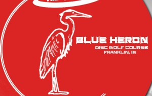 Johnson County Disc Golf Club logo