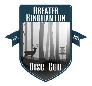 Greater Binghamton Disc Golf Club logo