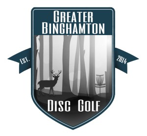 Greater Binghamton Disc Golf Club logo